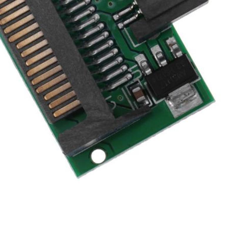 1.8 Inch Micro SATA HDD SSD 3.3V to 2.5 Inch 22PIN SATA 5V Ada... - Фото 5