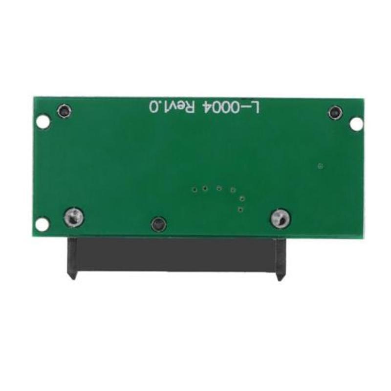 1.8 Inch Micro SATA HDD SSD 3.3V to 2.5 Inch 22PIN SATA 5V Ada... - Фото 6