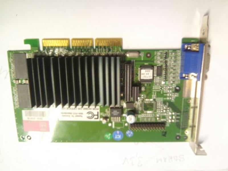 ELSA Gladiac MX AGP 32 MB vga видеокарта