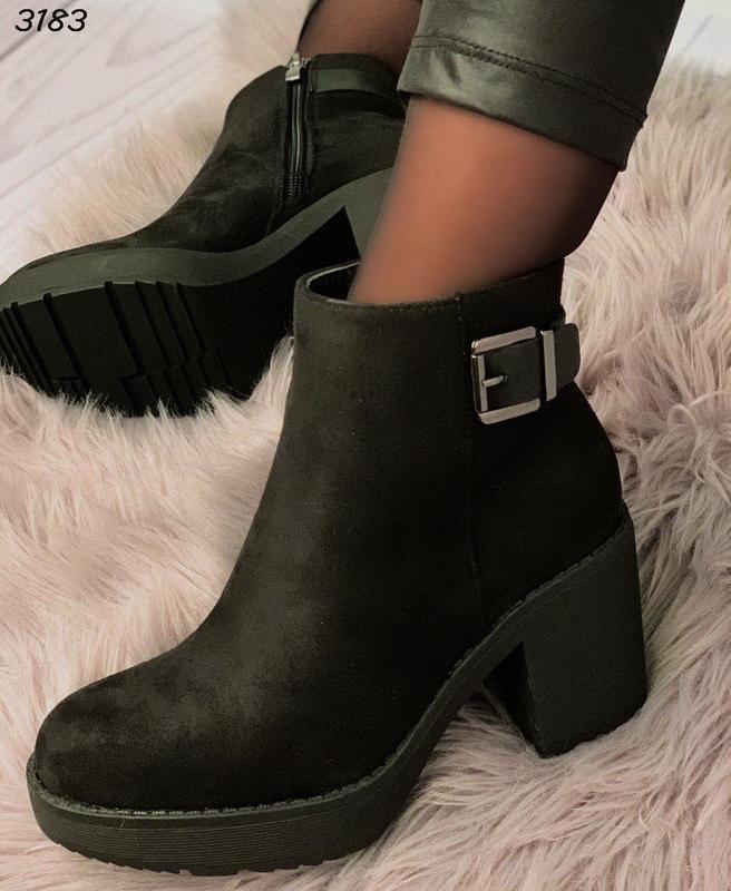 Новинка стильные ботинки - Фото 4