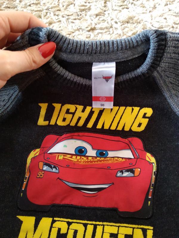 Фирменный детский свитер