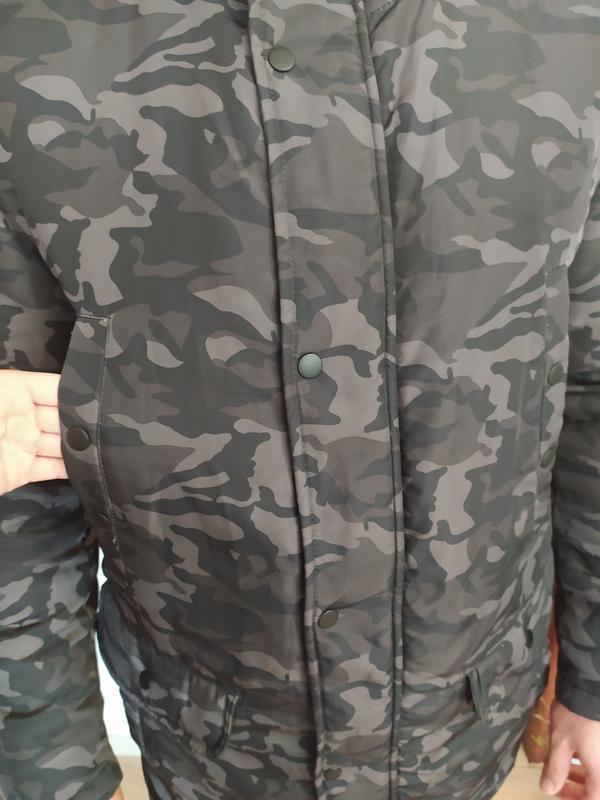 Фірмова чоловіча зимова куртка - Фото 5