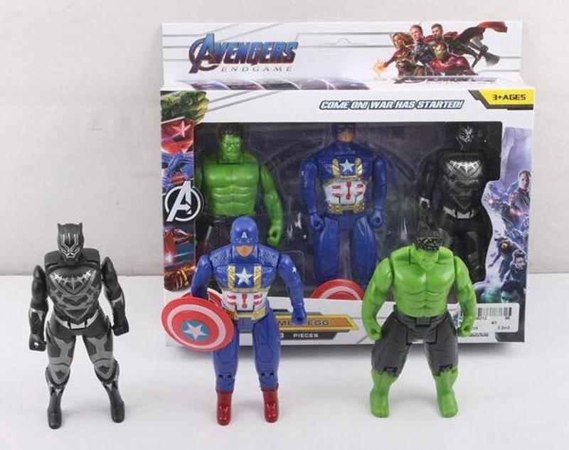 Набор фигурок Avengers 660