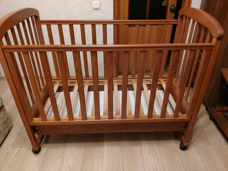 Детская кроватка СОНЯ ЛД 9 Воздушный змей