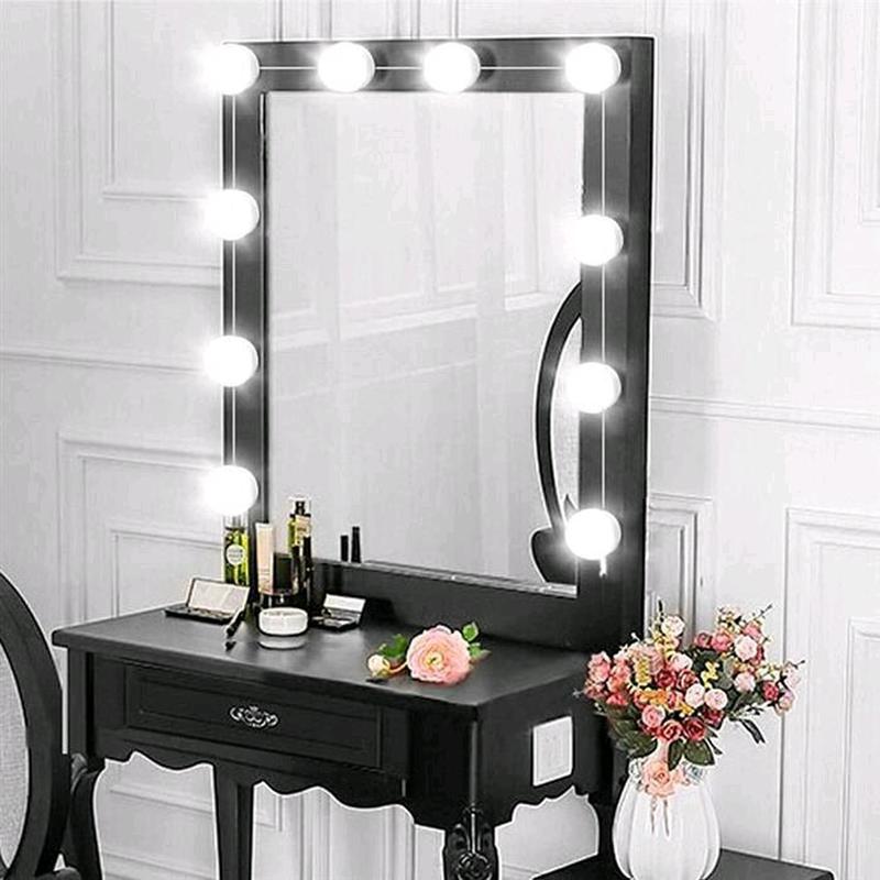 LED лампы для зеркала светильник подсветка макияжа ванны - Фото 2
