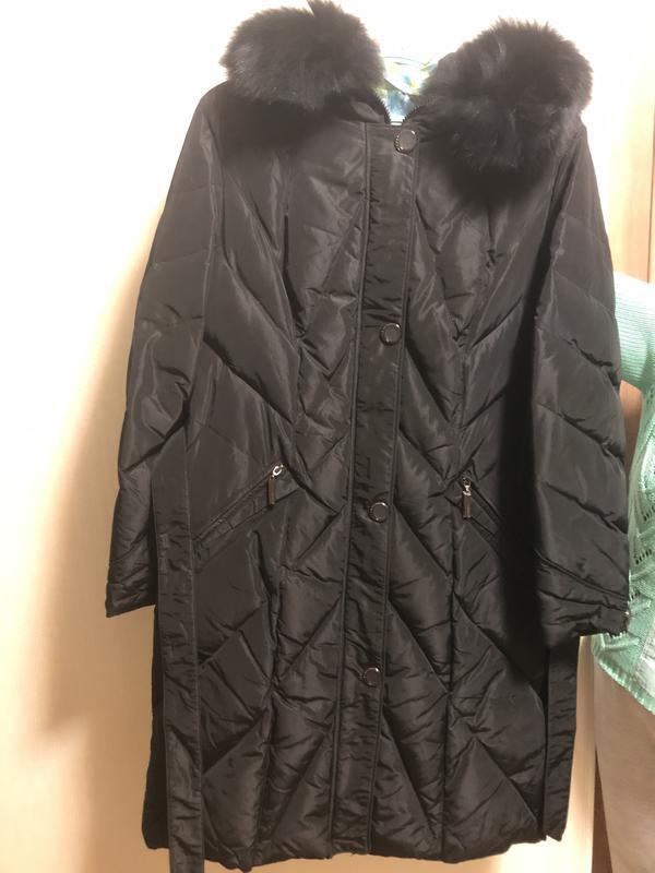 Новое пальто не дорого