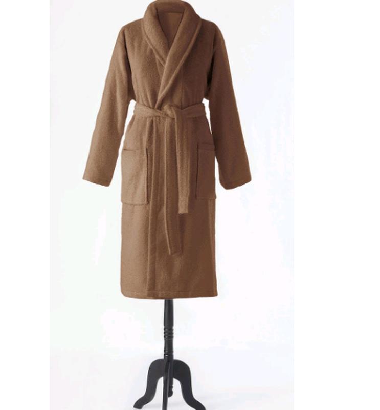 Anne de solene фрация махровый халат.  размер м