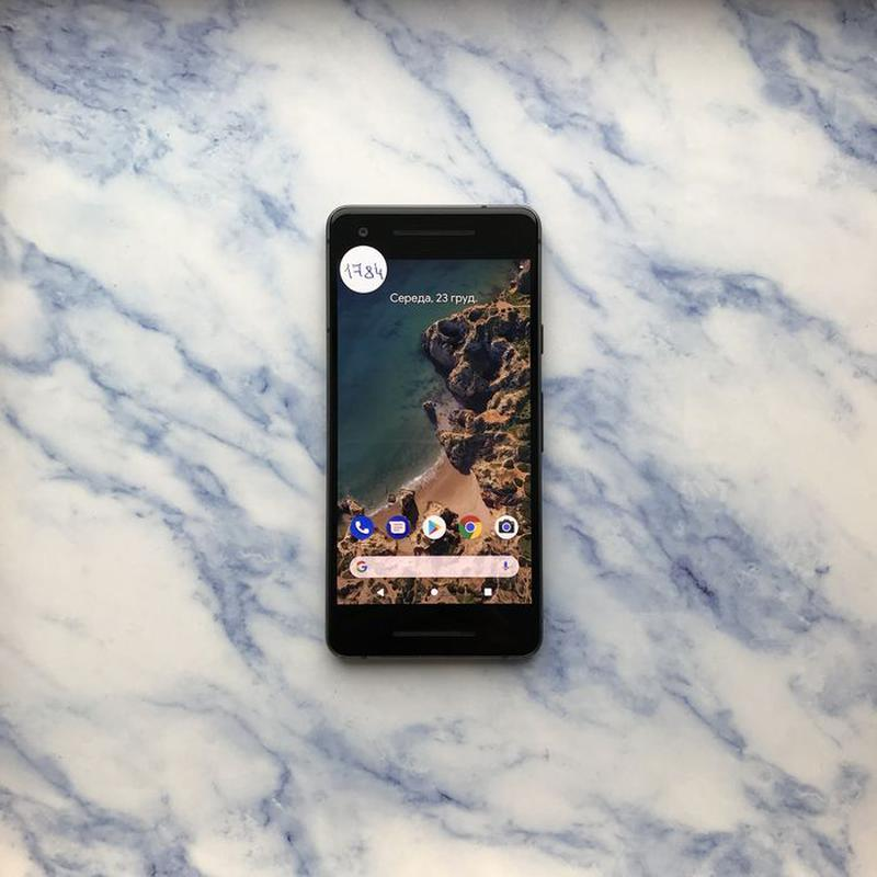 Google Pixel 2 64 Gb Just Black Оригінал (#1784)