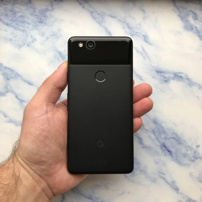 Google Pixel 2 64 Gb Just Black Оригінал (#1784) - Фото 4