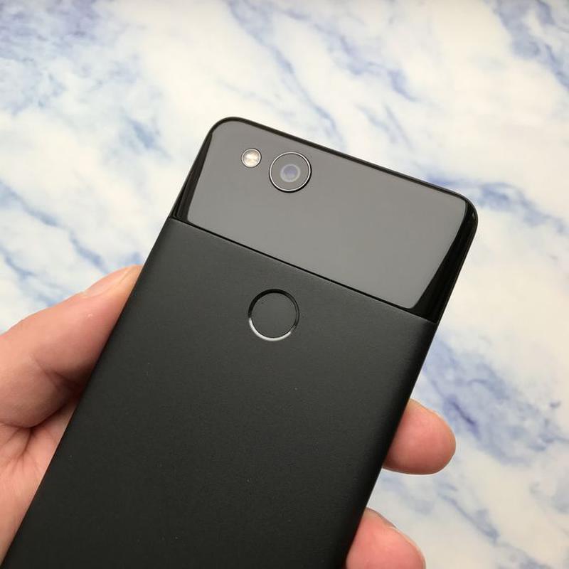Google Pixel 2 64 Gb Just Black Оригінал (#1784) - Фото 5