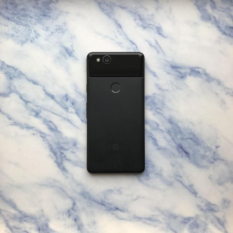 Google Pixel 2 64 Gb Just Black Оригінал (#1789)