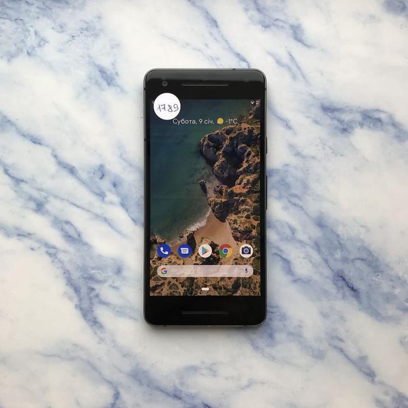 Google Pixel 2 64 Gb Just Black Оригінал (#1789) - Фото 6