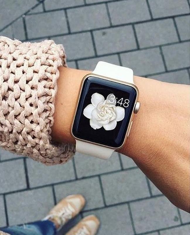 Ремінець для годинника для apple watch sport band силіконовий - Фото 5