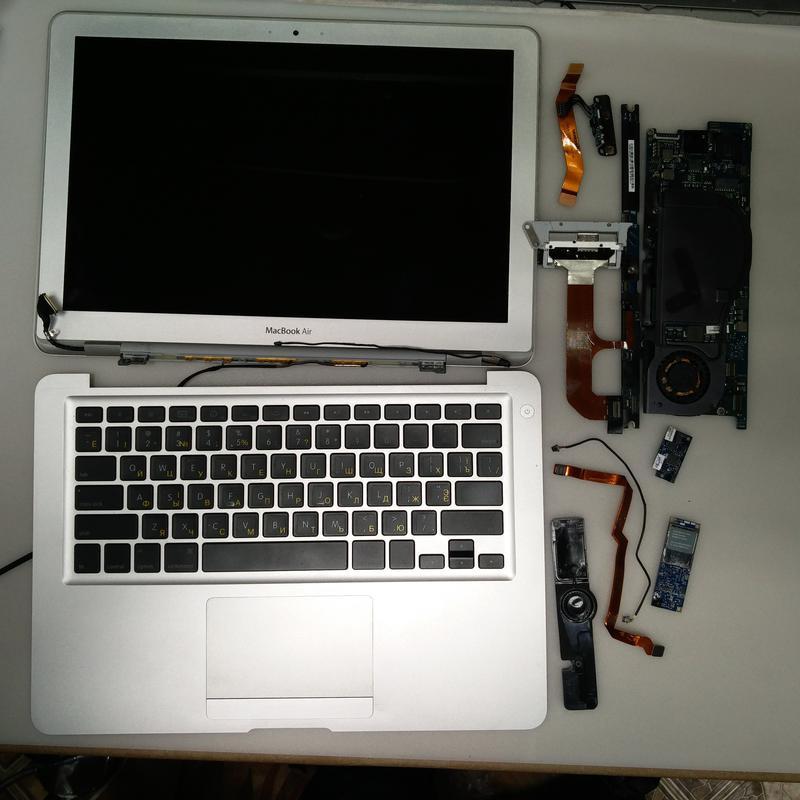 Macbook Air A1237 Запчасти