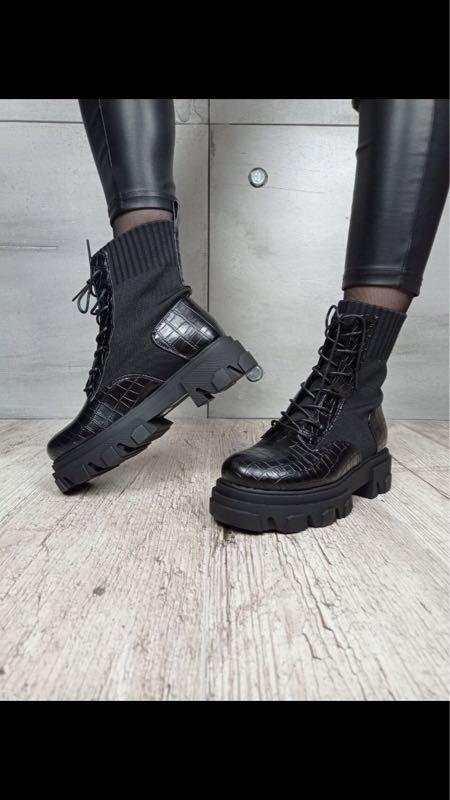 Ботинки женские - Фото 2