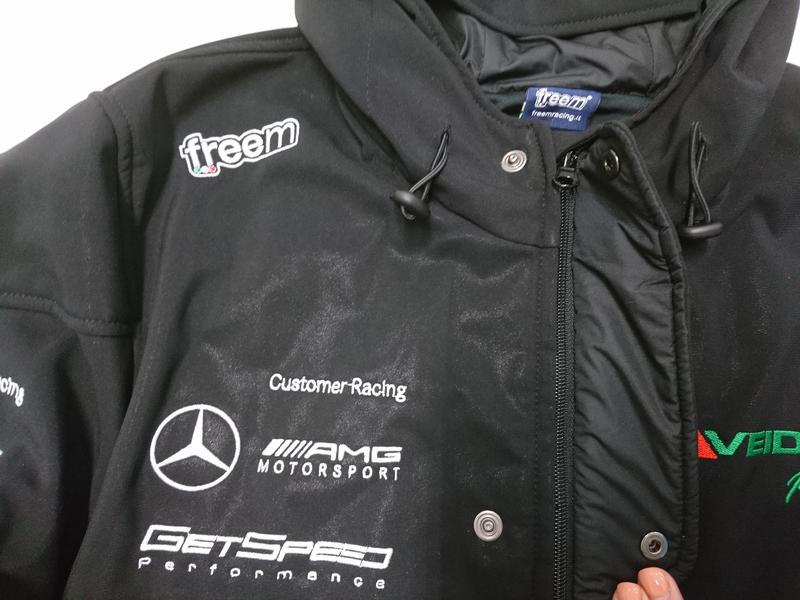 Демисезонная мужская куртка , италия - Фото 4