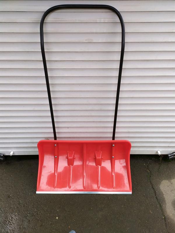 Лопата скребок для снігу