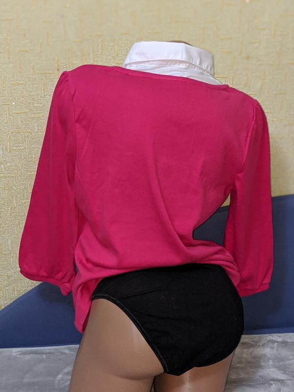 Новая женская кофта пуловер - Фото 3