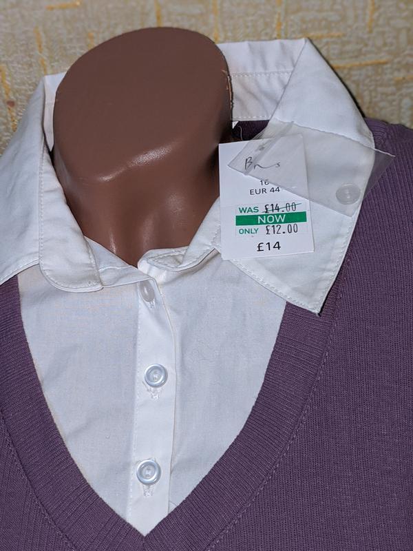 Новая женская кофта , блуза, пуловер - Фото 3
