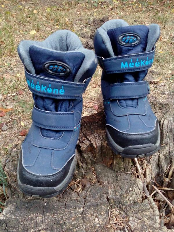 Ботинки meekone, сапоги, сапожки, мембрана, зимние, на мембран...
