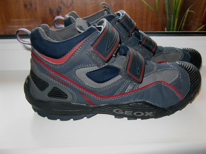 Демисезонные ботиночки geox - Фото 2