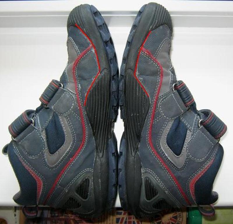 Демисезонные ботиночки geox - Фото 3