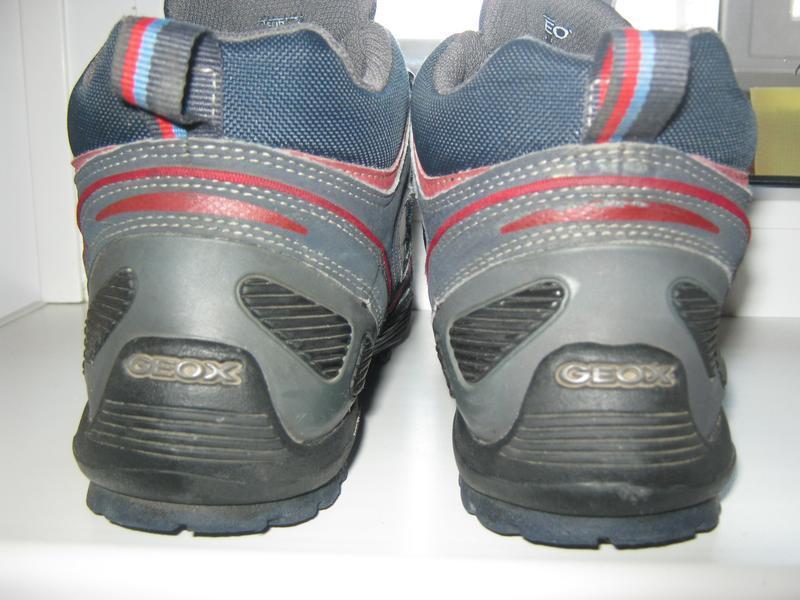 Демисезонные ботиночки geox - Фото 5