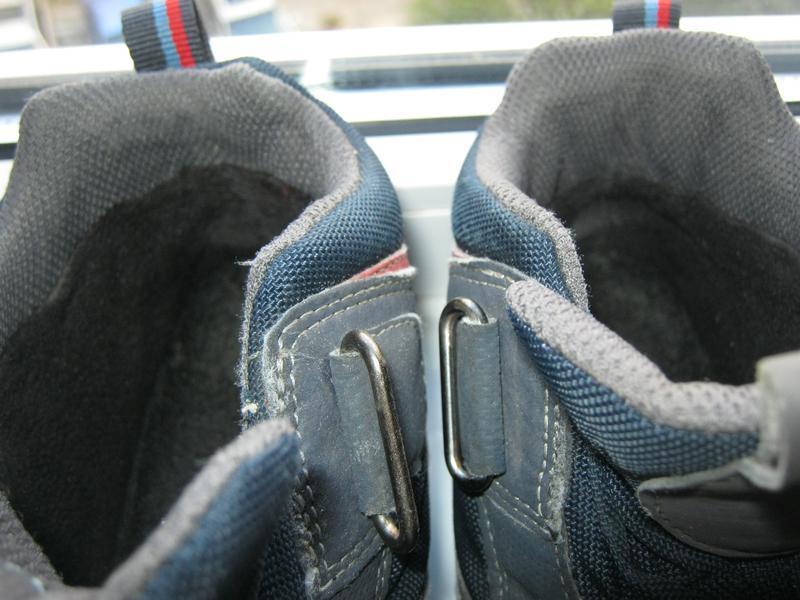 Демисезонные ботиночки geox - Фото 6