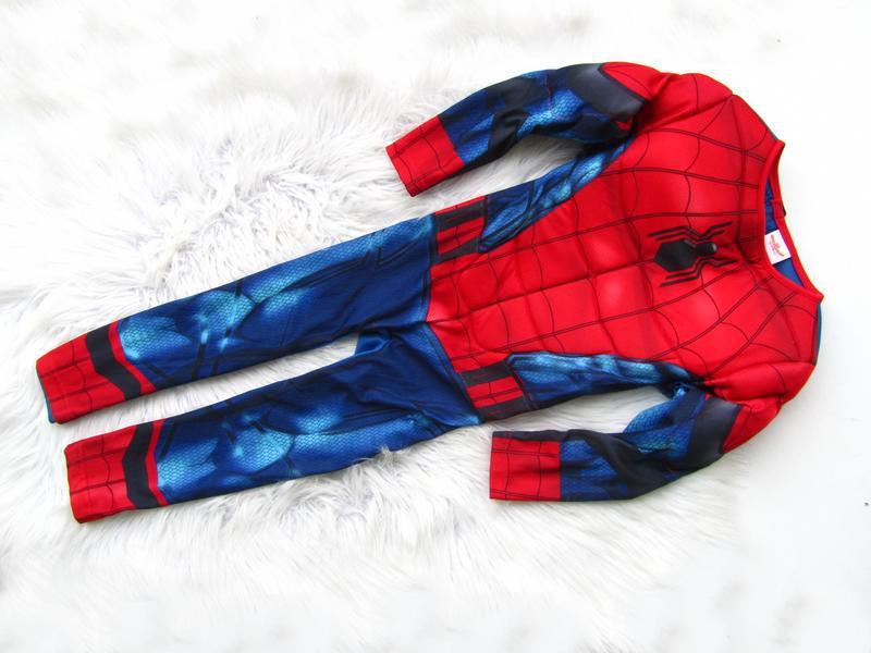Карнавальный костюм комбинезон spiderman marvel avenger новый ...
