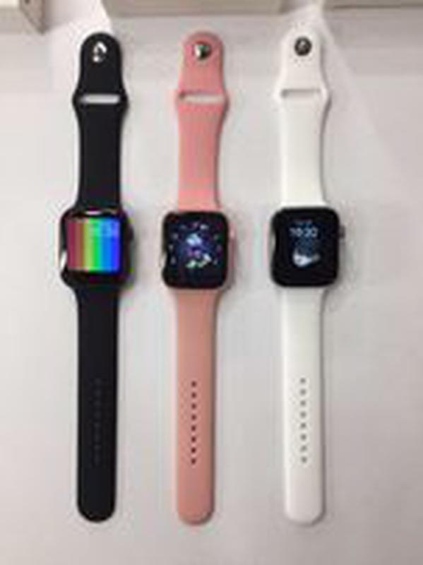 Смарт часы iwo 13. 1 в 1 Apple Watch 44 мм Smart Watch t900 Умные - Фото 7