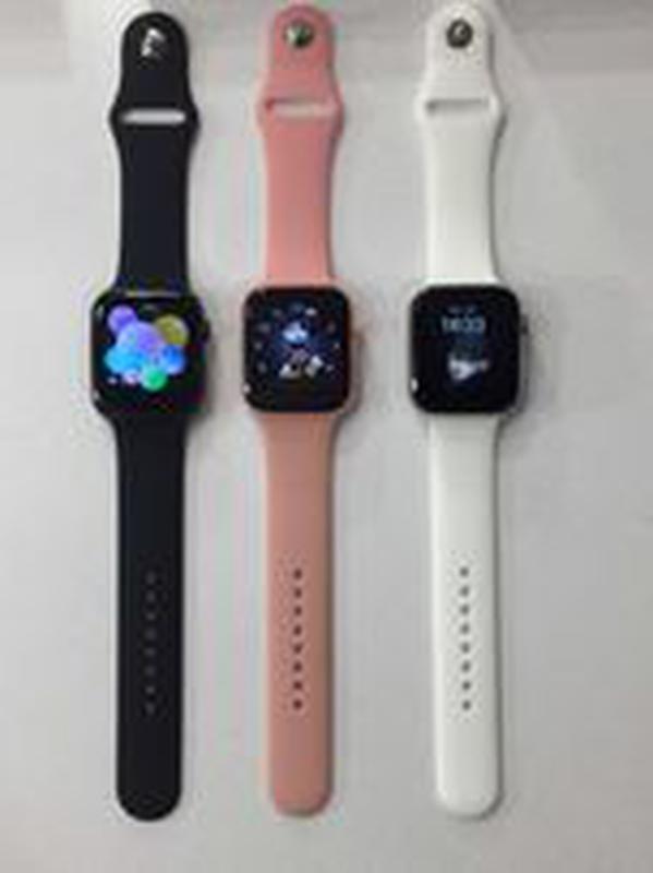 Смарт часы iwo 13. 1 в 1 Apple Watch 44 мм Smart Watch t900 Умные - Фото 6