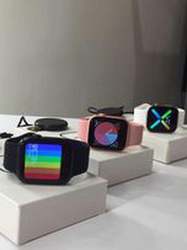 Смарт часы iwo 13. 1 в 1 Apple Watch 44 мм Smart Watch t900 Умные - Фото 8
