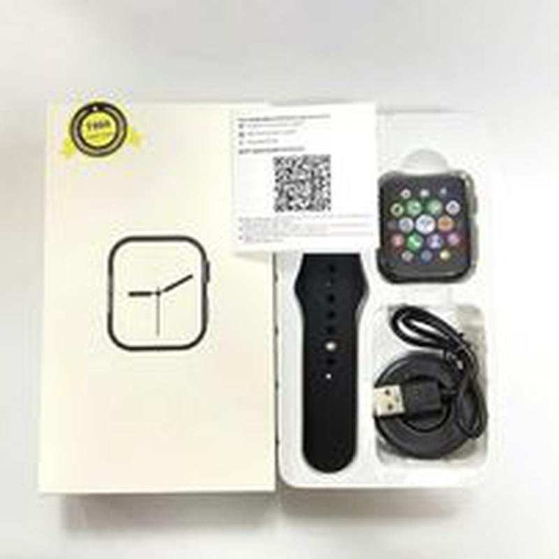Смарт часы iwo 13. 1 в 1 Apple Watch 44 мм Smart Watch t900 Умные - Фото 11