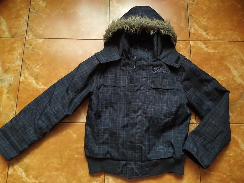 Демисезонная утепленная подростковая куртка курточка для мальч...