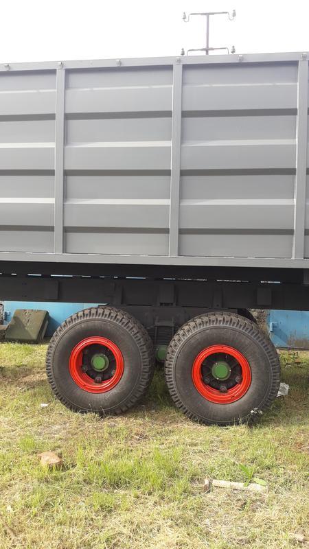 Прицеп тракторный птс9 - Фото 3