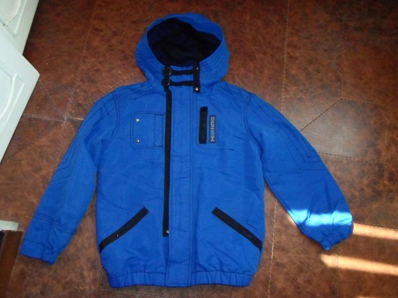Крутая нарядная бренд.куртка-ветровка blue zoo,на 9-10 лет,гер...