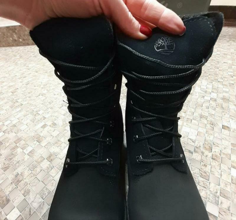 Ботинки очень качественные.  срочно!! - Фото 3