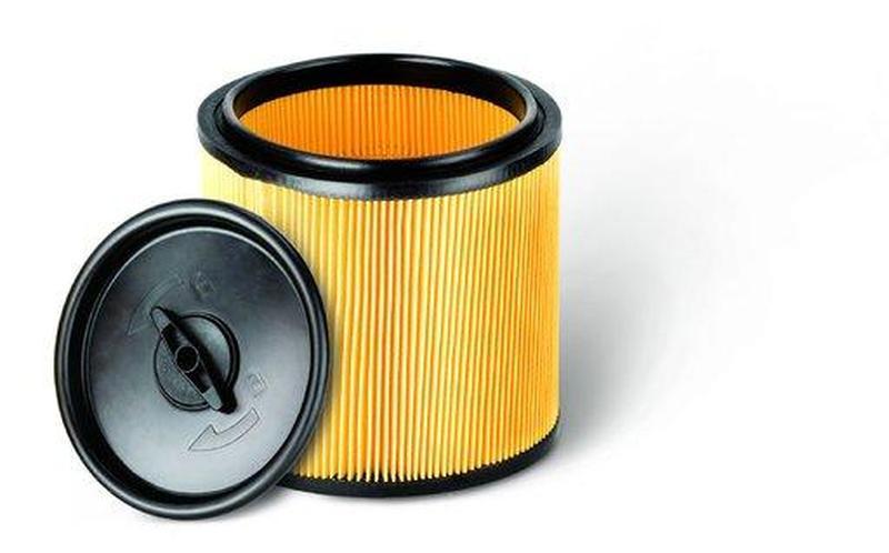 Фильтр строительных/промышленных пылесосов Einhell,ProAspi,Dex... - Фото 2