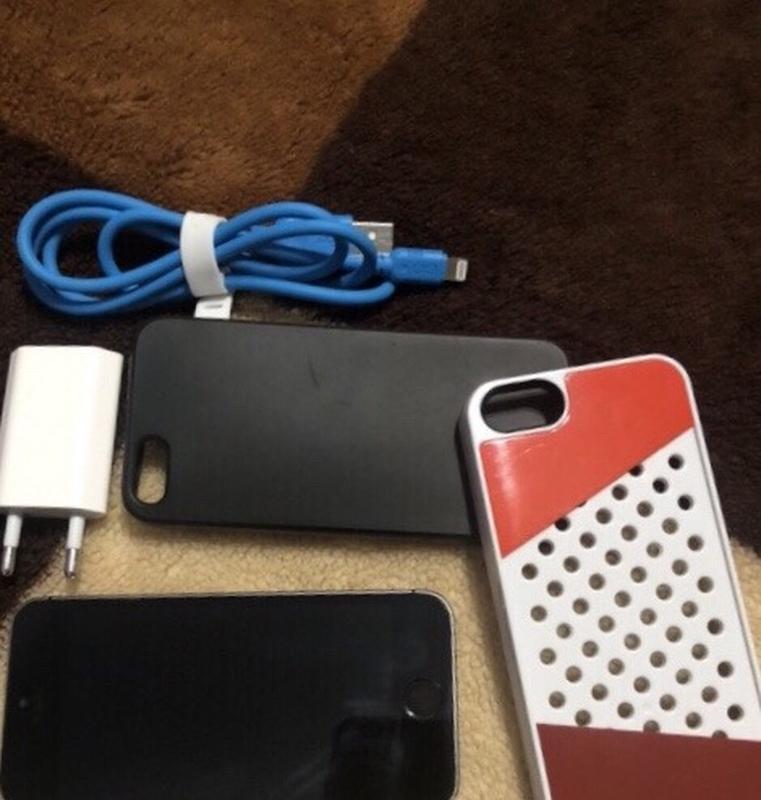 Apple 5s - Фото 2