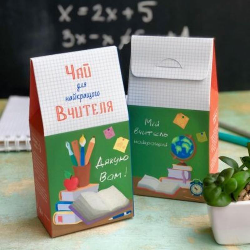 Шоколадный набор, шоколадний набір, вчителю, учителю, для, шко... - Фото 2