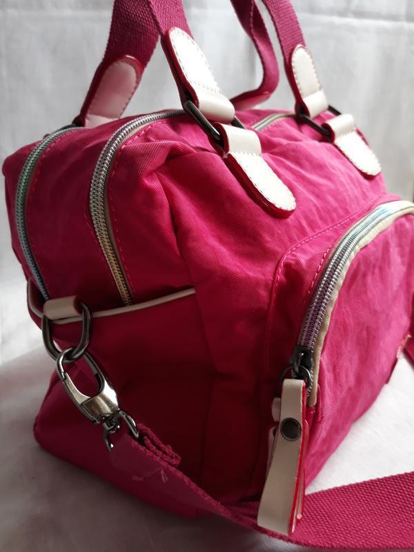 Яркая сумка в спортивном стиле. - Фото 7