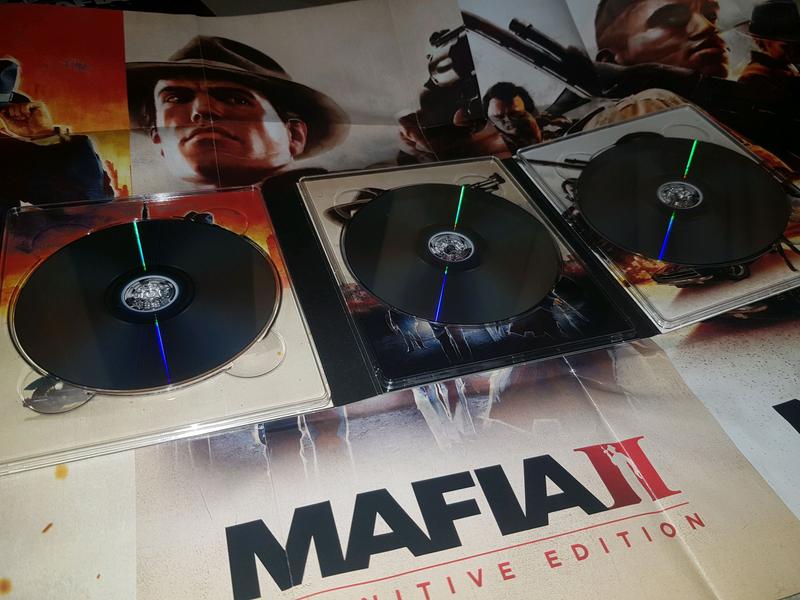 Mafia Trilogy Definitive Edition PS4 Русская версия - Фото 3