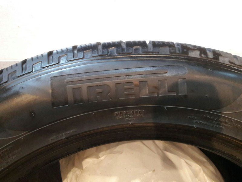 Pirelli Scorpion Winter 265/50 R19 110V ідеальний стан