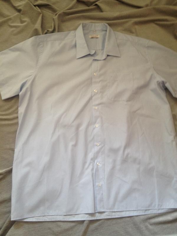 Рубашка батального размера