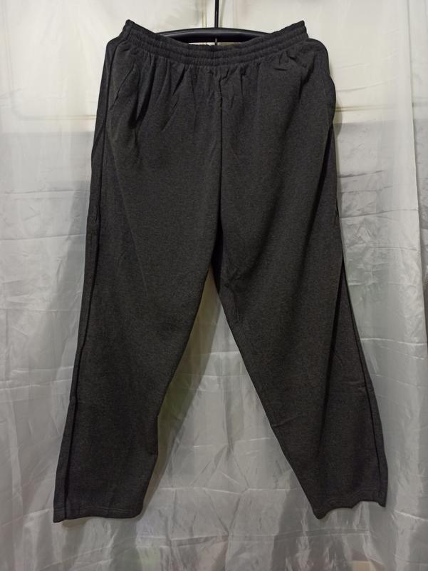 Спортивные штаны мужские брюки на байке. большой размер