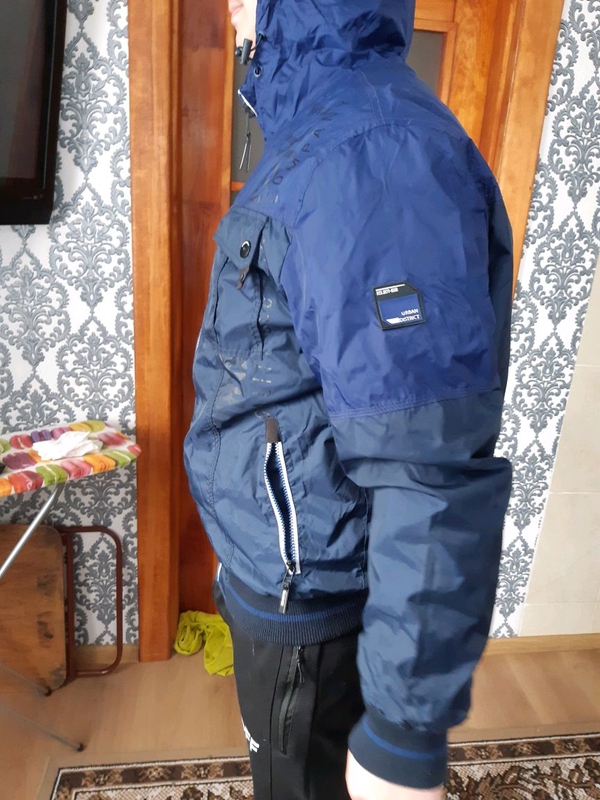 Мужская куртка весна осень - Фото 3