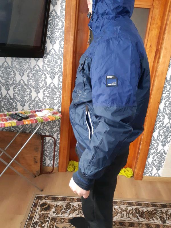 Мужская куртка весна осень - Фото 2