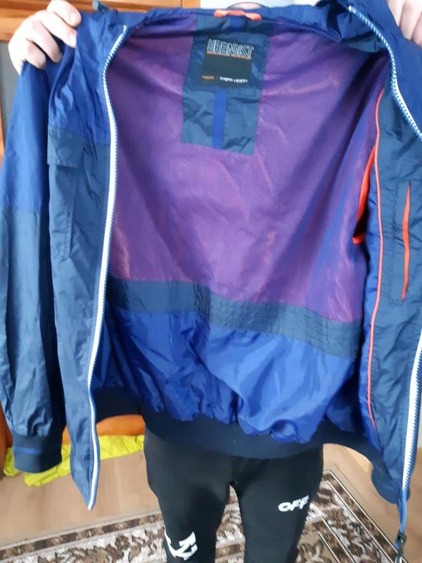 Мужская куртка весна осень - Фото 5