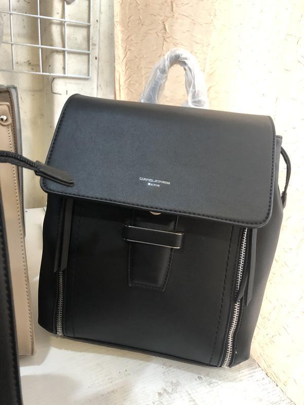 Новый рюкзак david jones - Фото 2