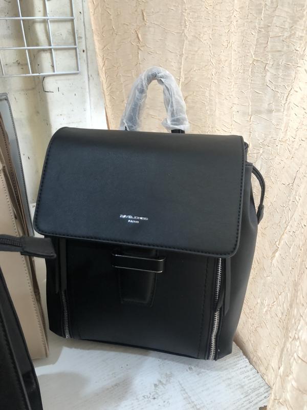 Новый рюкзак david jones - Фото 3